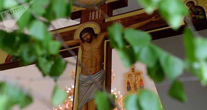 Церковные традиции на Духов День