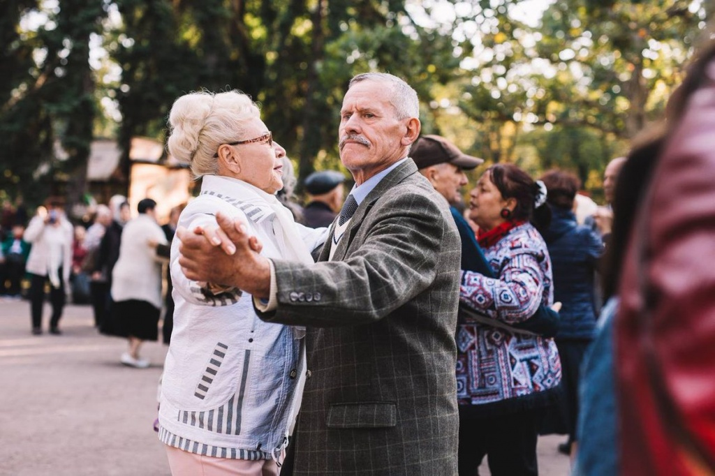Когда День пожилых людей в 2021 году в России