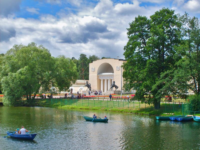 парке «Кузьминки»