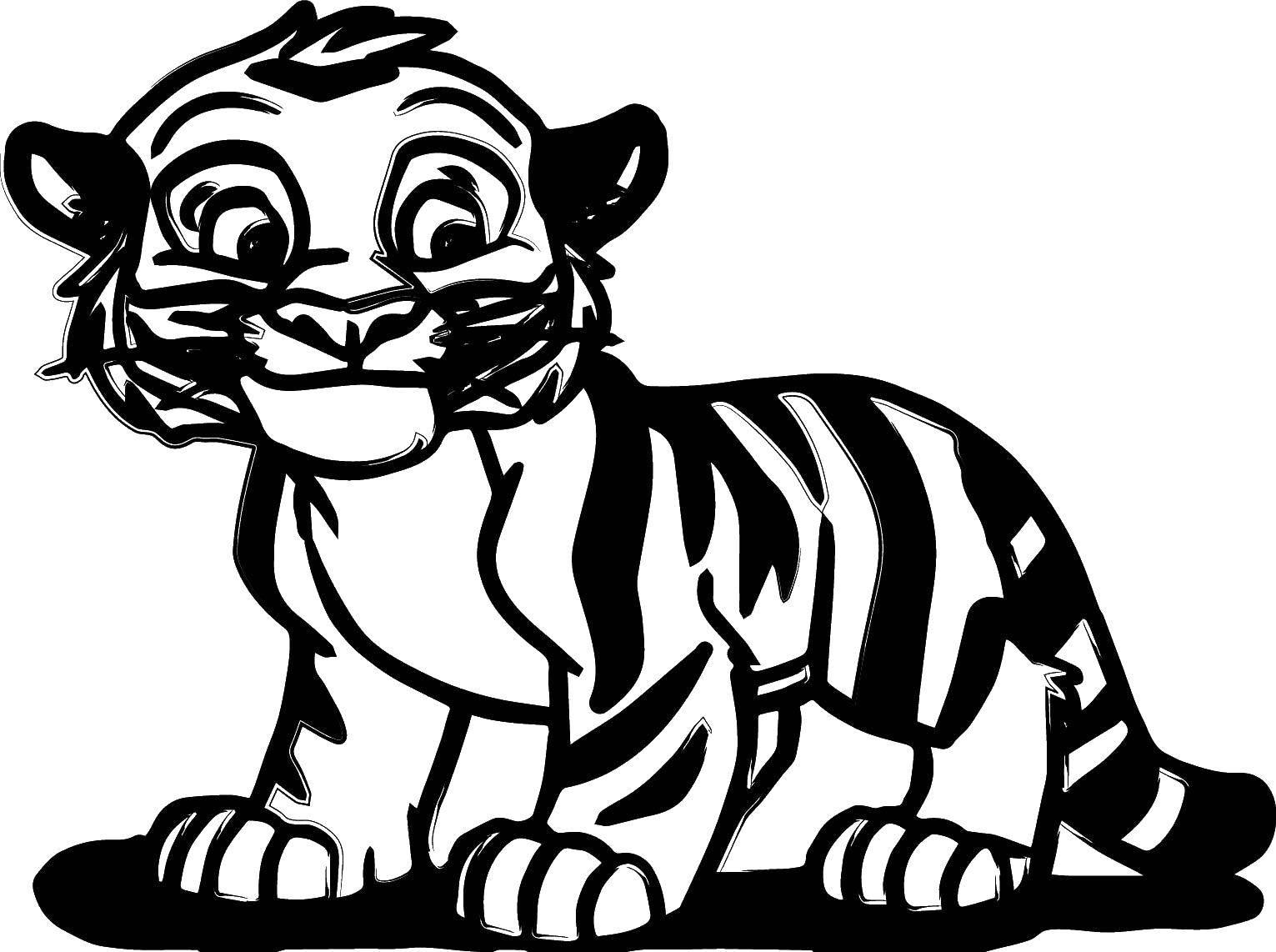 Как сделать символ 2022 года Тигр своими руками